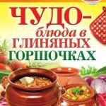 Vash domashniy povar. CHudo blyuda v glinyanyih gorshochkah 150x150 Кулинарная энциклопедия хозяйки «Ваш домашний повар. Кулинарная книга диабетика»