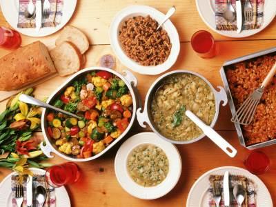 Blyuda vengerskoy natsionalnoy kuhni Блюда венгерской национальной кухни