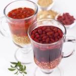 Kokteyl s semenami lna i yagodami Godzhi 150x150 Персики в вине