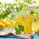 Limonno myatnyiy napitok 150x150 Напиток мятно ягодный