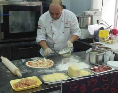 Tehnologiya izgotovleniya pitstsyi Технология изготовления пиццы
