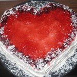 Tort   Lyubyashhee serdtse   150x150 Яркое суфле из чая каркаде