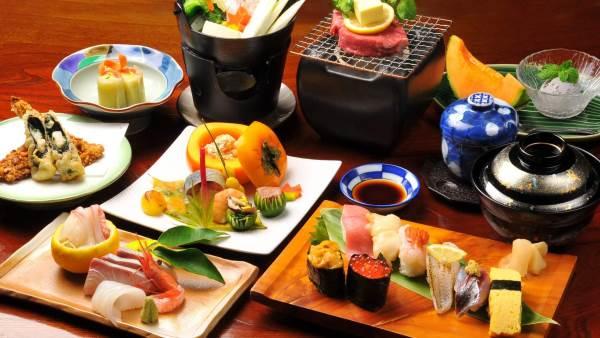 Vkusnyie sushi ili yaponskaya eda Вкусные суши или японская еда