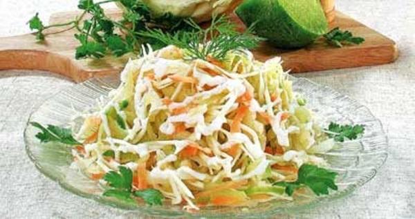 Kartofelnyiy postnyiy salat s chernoy redkoy Картофельный постный салат с черной редькой