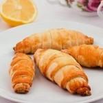 Kruassanyi s shokoladom     zavtrak dlya sladkoezhki 150x150 Яблочные тосты по французски