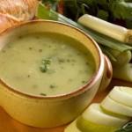 Lukovaya pohlebka bez masla 150x150 Суп грибной с перловкой и зеленью