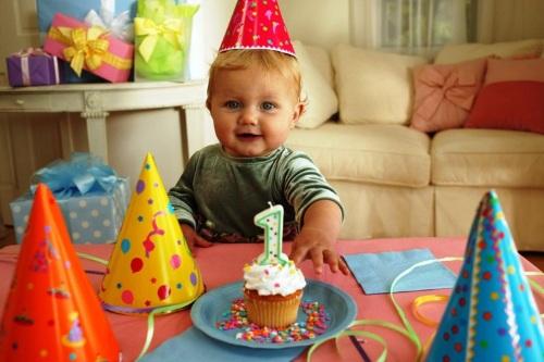 Pervyiy den rozhdeniya Первый день рождения