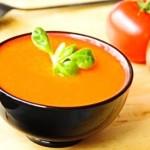 Sup tomatno risovyiy s chesnochkom 150x150 Суп грибной с перловкой и зеленью