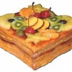 Tort postnyiy s nachinkoy iz limonnogo aromatnogo varenya 150x150 Пахлава постная