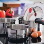 Pokupaem posudu iz nerzhaveyki 150x150 Как правильно выбрать посуду для готовки
