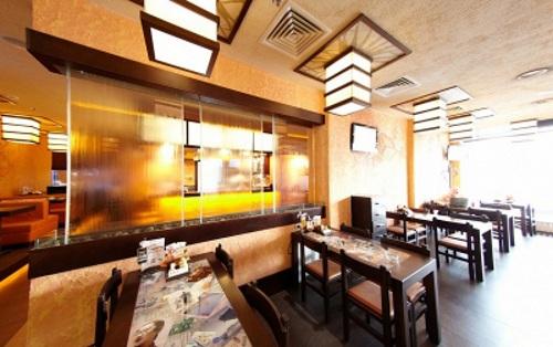 Set yaponskih restoranov   Niyama   Сеть японских ресторанов «Нияма»