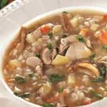 Gribnoy perlovyiy sup 150x150 Суп с сухими грибами и овсяными хлопьями