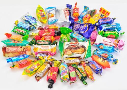 Kak pokupat konfetyi Как покупать конфеты
