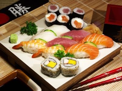 Kak pravilno podavat sushi Как правильно подавать суши
