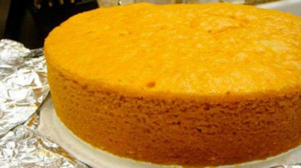 Sekretyi prigotovleniya pyishnogo biskvita Секреты приготовления пышного бисквита