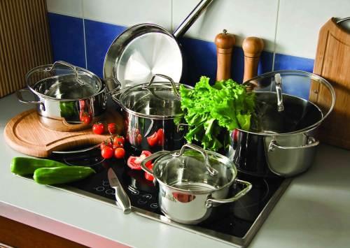 Kak pravilno vyibrat posudu dlya gotovki Как правильно выбрать посуду для готовки