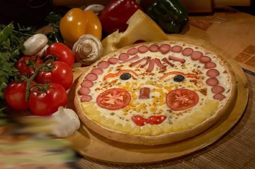 Retsept pitstsyi dlya detey Рецепт пиццы для детей