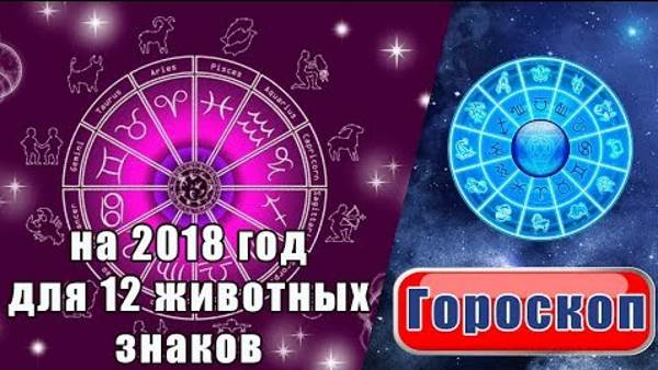 Kratkiy goroskop na 2018 god 2 Краткий гороскоп на 2018 год   2