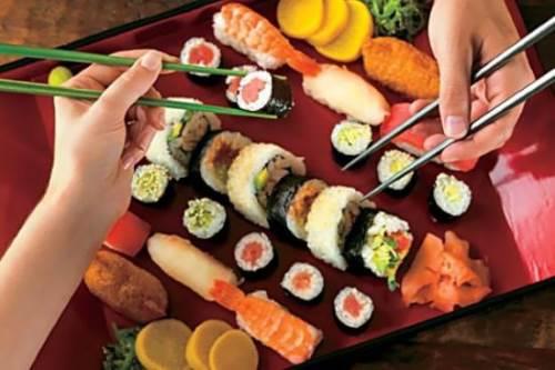 Dostavka sushi dlya istinnyih gurmanov Доставка суши для истинных гурманов