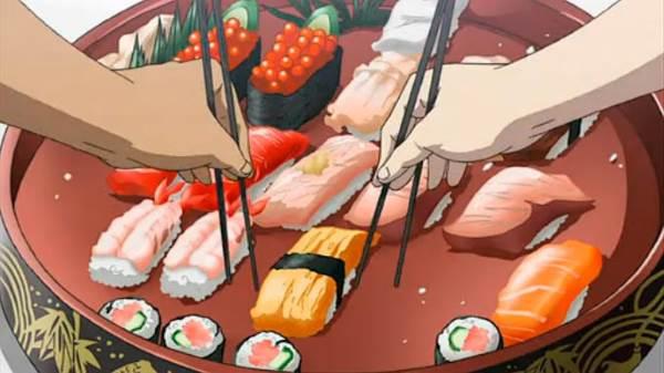 Istoriya vozniknoveniya sushi История возникновения суши