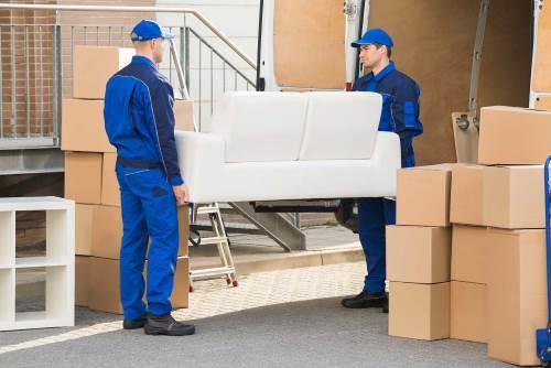 Transportirovka mebeli Транспортировка мебели